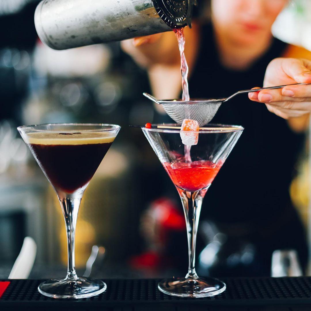 Mecca Bah Cocktail Class