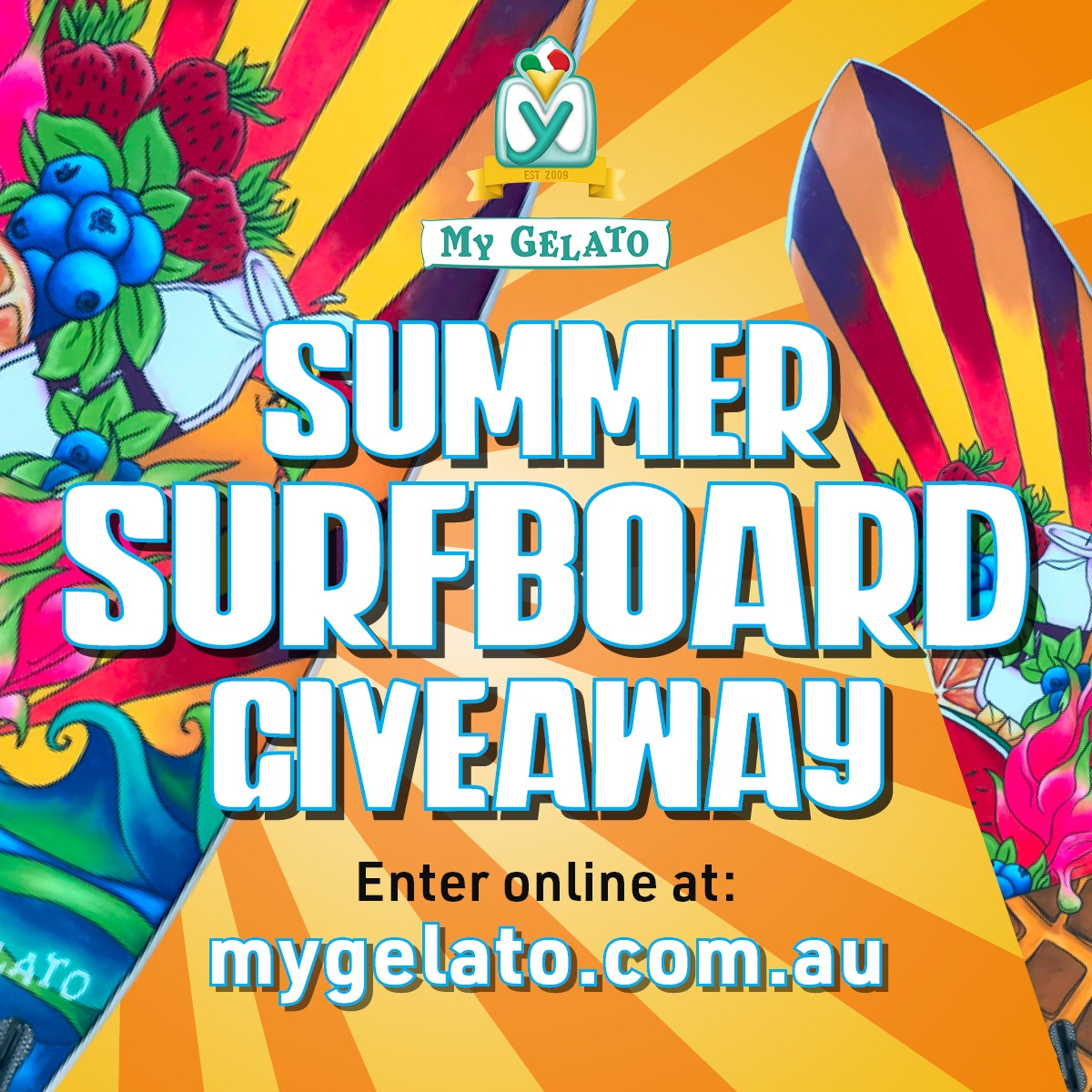 OBRET MyGelato SurfboardPromotion WebsiteTile 1200x1200