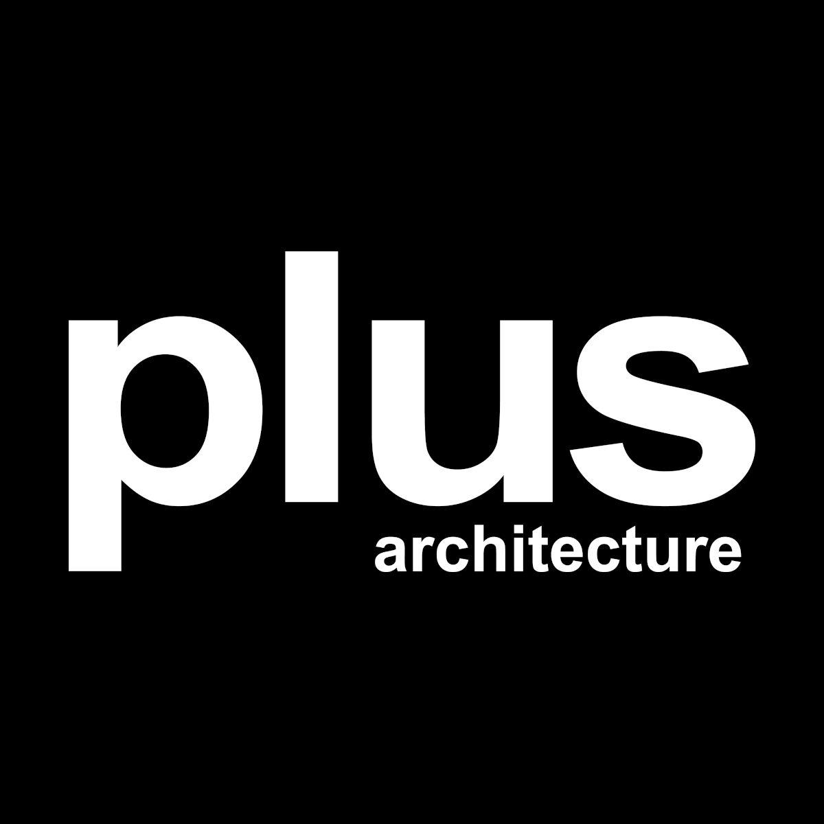 Plus Architecture Logo Tile 1200x1200 1